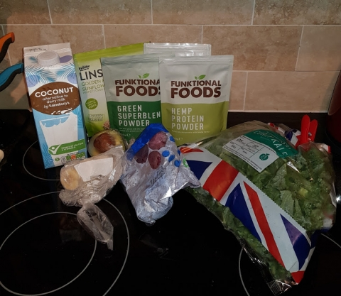 Green Smoothie Week – Cheeky Tuesday