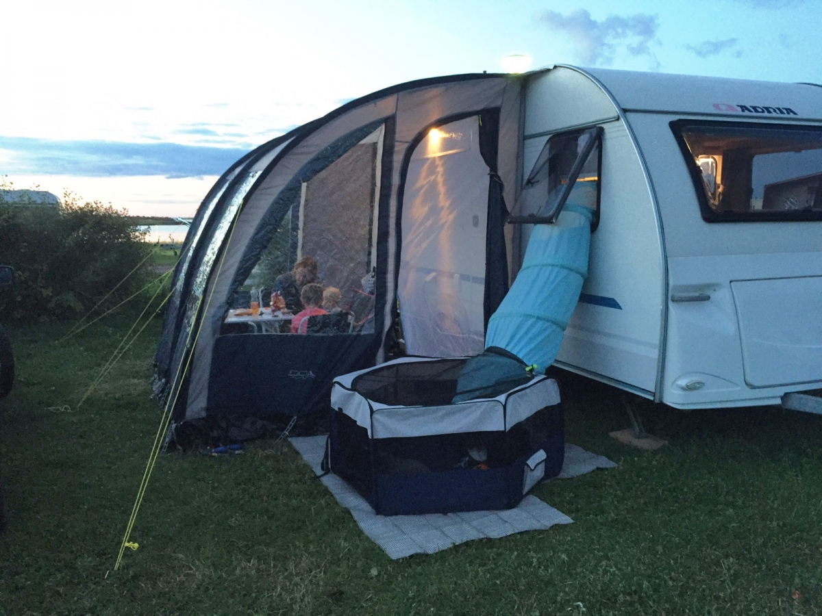 Compact Living - Camping