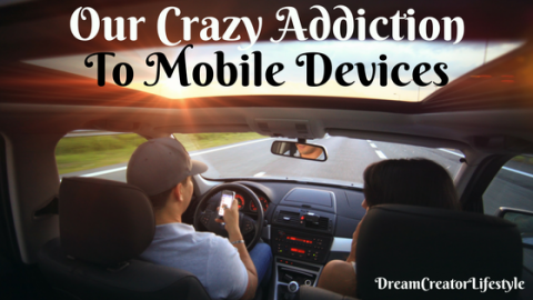 Our Crazy Addiction To Mobile Devices