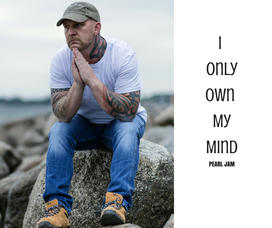 I Only Own My Mind