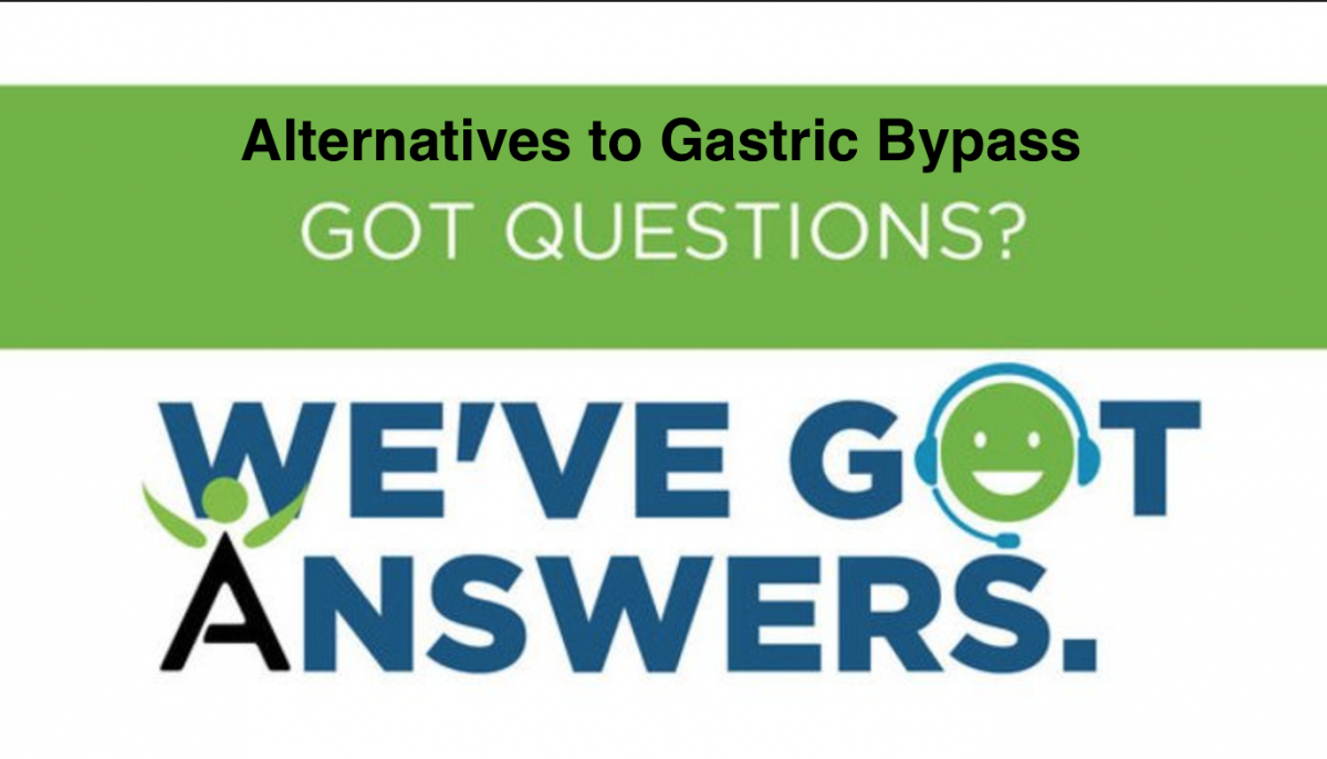 Alternatives to Gastric Bypass
