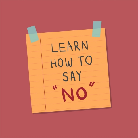 Eight Strategies for Saying No