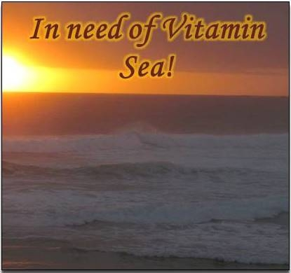 In Need of Vitamin Sea!
