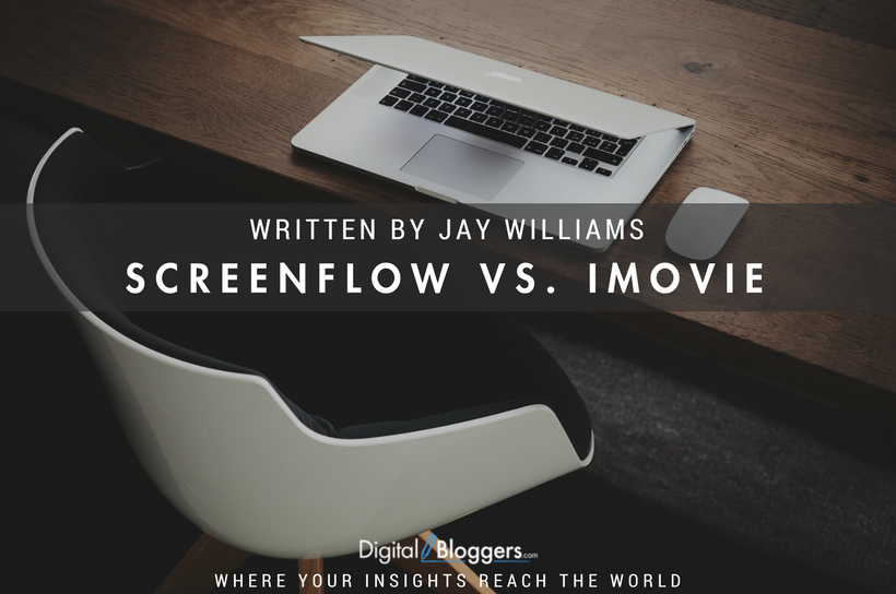 ScreenFlow  vs. iMovie