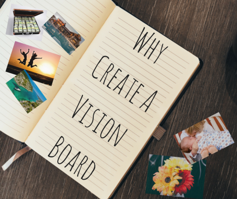 Why Create A Vision Board
