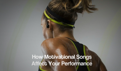 How Motivational Songs Affect Your Performance
