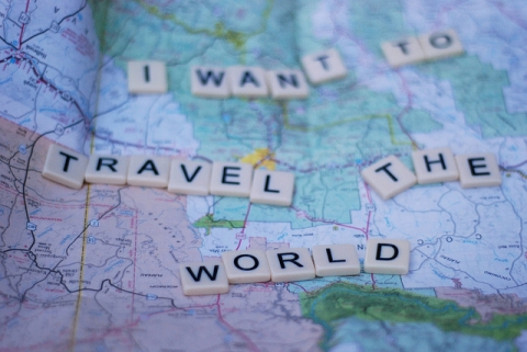 How to: Travel the World Forever