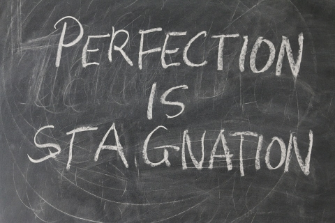 Does Aiming For Perfectionism Serve Us?