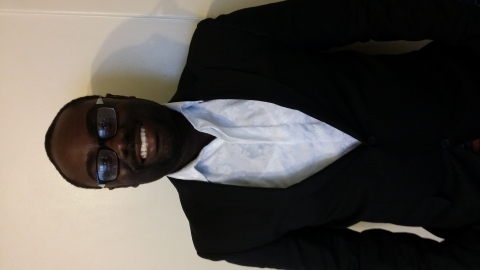 Author Kofi Ohemeng