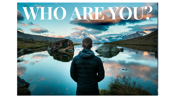 Discover - Who Are You?