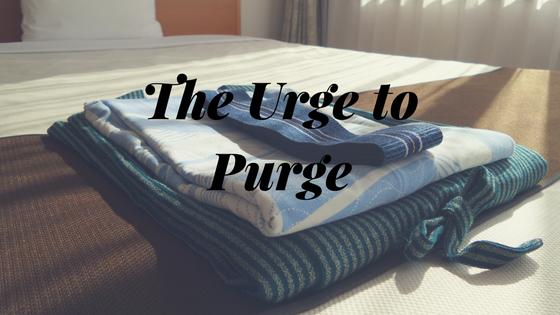 The Urge to Purge