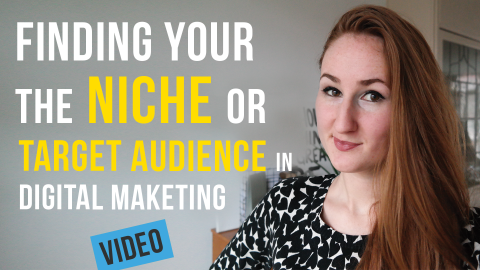 Finding Your Niche Or Target Audience in Digital Marketing Vlog