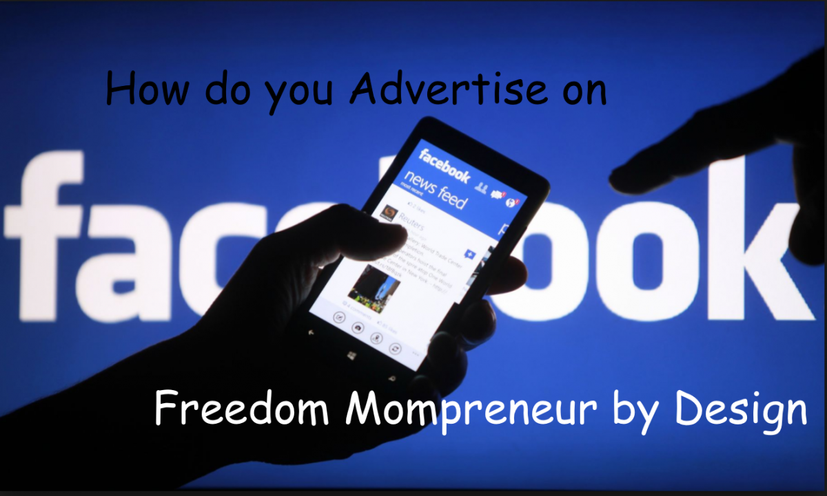 How do you advertise on Facebook?