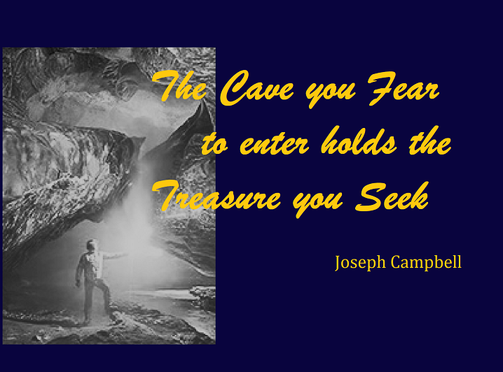 THE CAVE YOU FEAR
