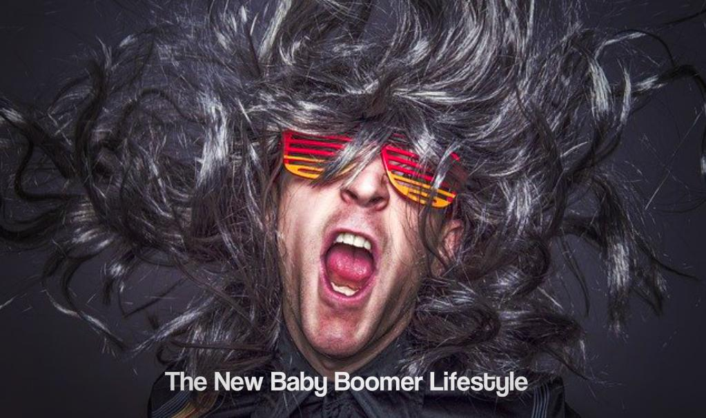 The New Baby Boomer Lifestyle