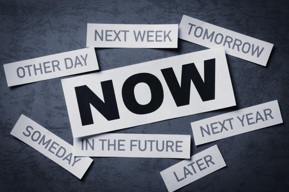 Procrastination - Your Financial Dream Killer