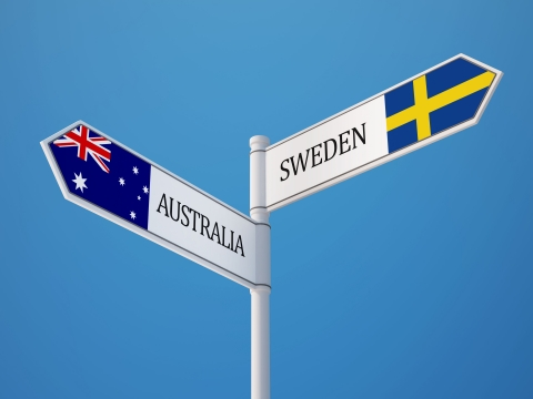 A Swede thing - with an Australian touch