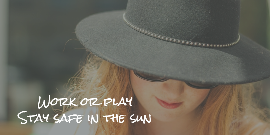 3 safety tips for work and play this summer