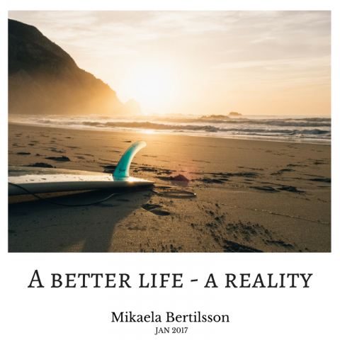 A Better Life - A Reality