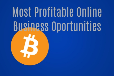 Online Business Opportuntities That Leverage Cryptocurrencies