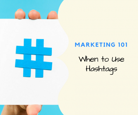 The 3 Ws of Hashtags for Facebook Marketing