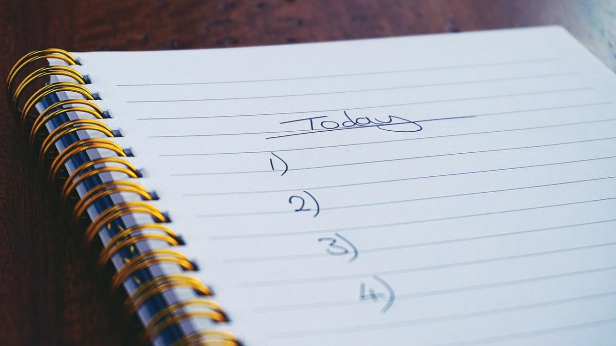 4 Steps To Defeat Procrastination