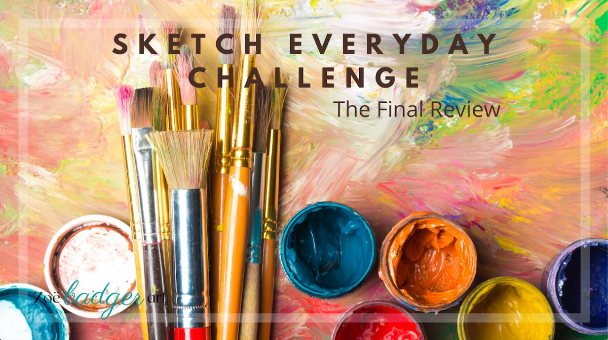 Sketch Everyday Challenge