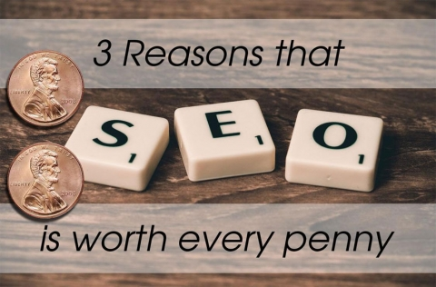 3 Reasons Search Engine Optimization is worth EVERY PENNY!
