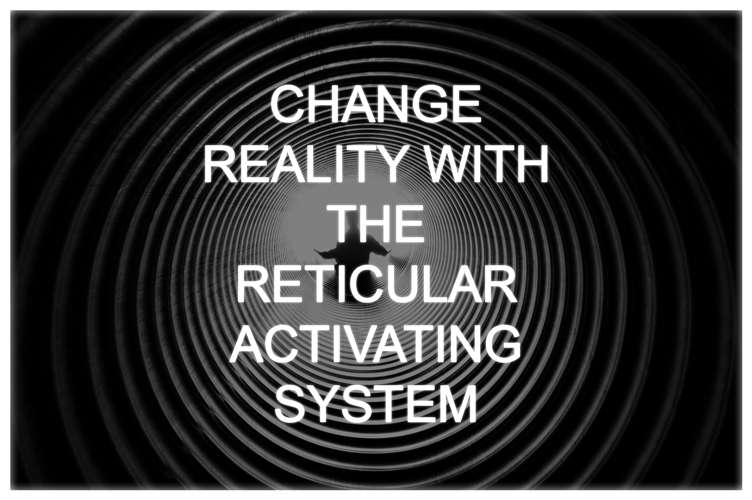 Change Reality With The Reticular Activating System