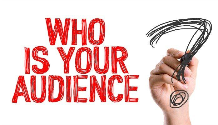 target audience When we are writing, we need to understand who our audience will be knowing our target audience helps shape the tone of our words in this lesson.