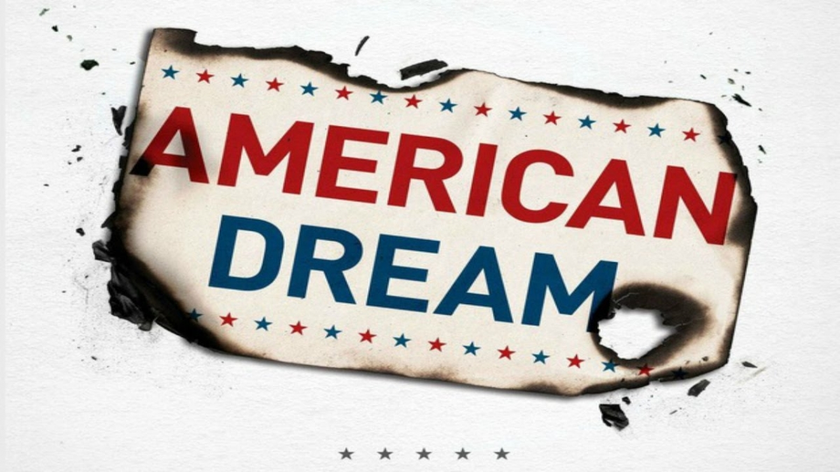 loss of the american dream The recipe for the millennial american dream goes something like this:  many  millennials are losing hope in, have lost hope in, or don't want.