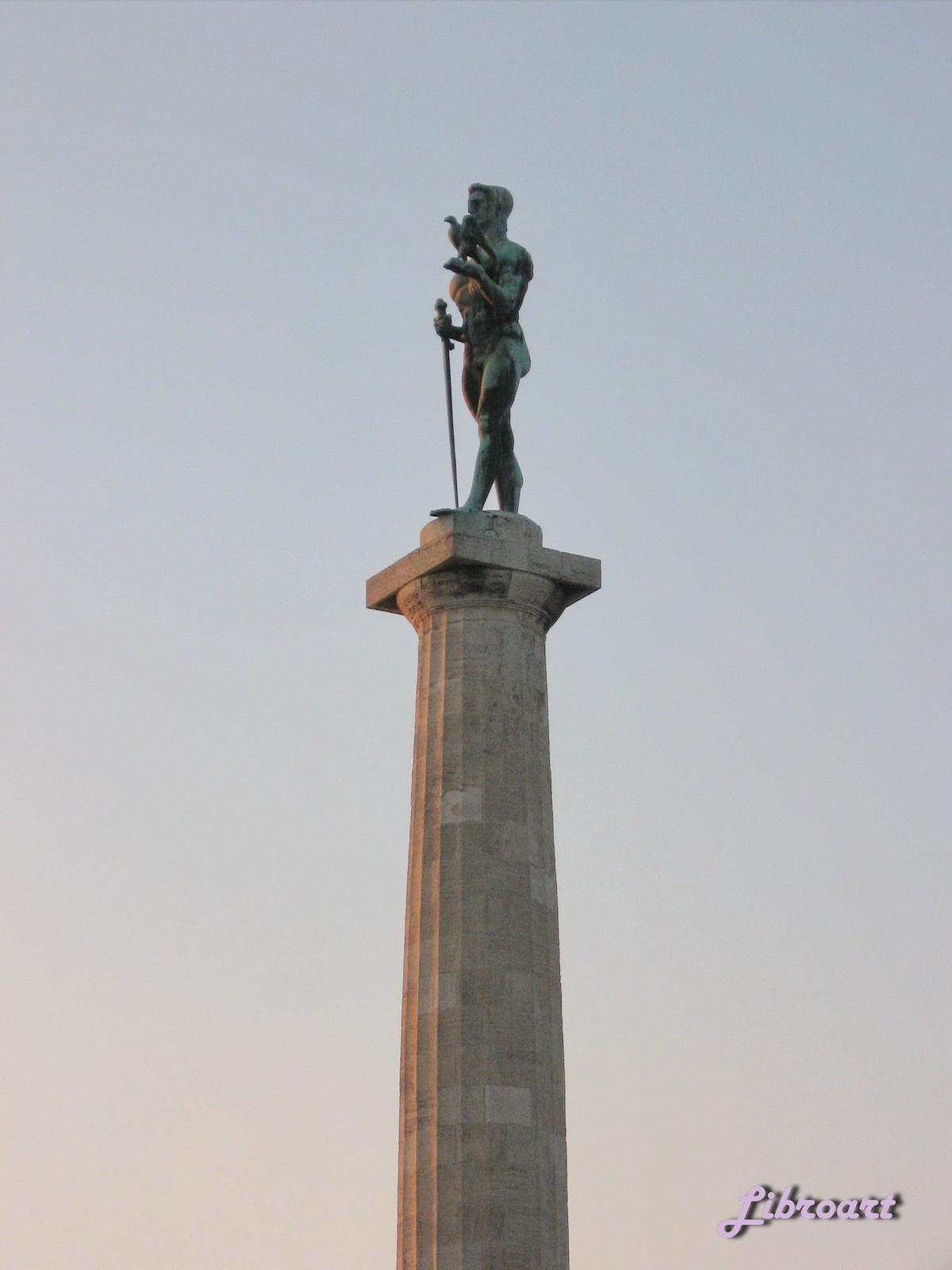 The Victor Statue