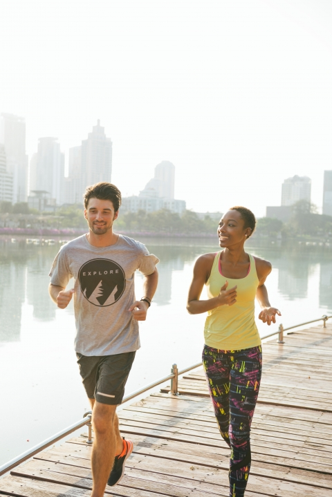 Healthy People: The 3 Things They Do