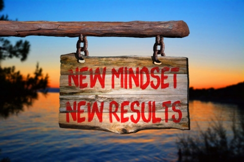 5 brilliant steps to positively change your mindset!
