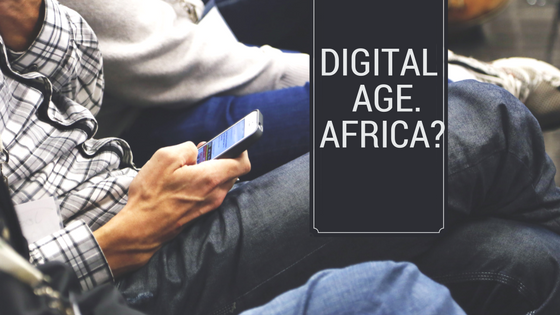 Why Africans Must Join The Digital Revolution