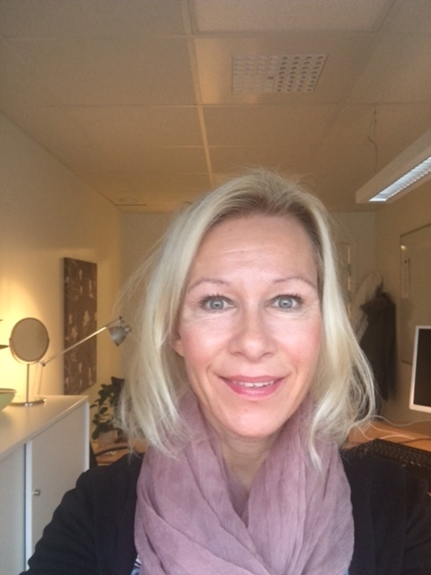 Author Britta Ekdahl
