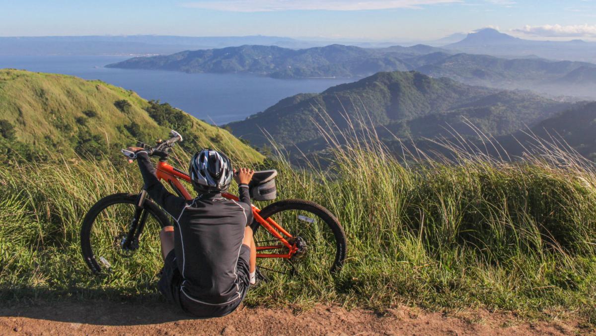 Imagine: Weekday Mountain Biking
