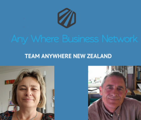 Author Anywhere Business Network Limited Andrew Elphick and Kerri Bainbridge