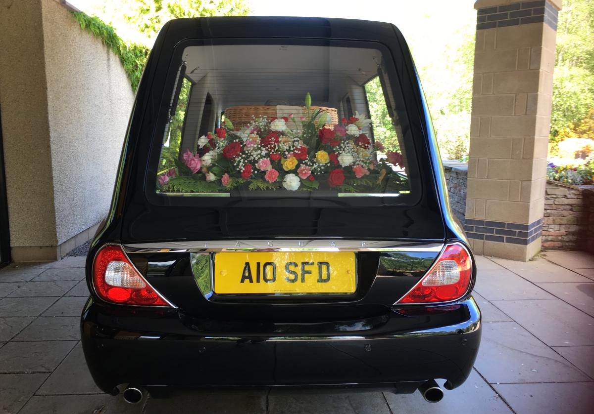 The Funeral Service