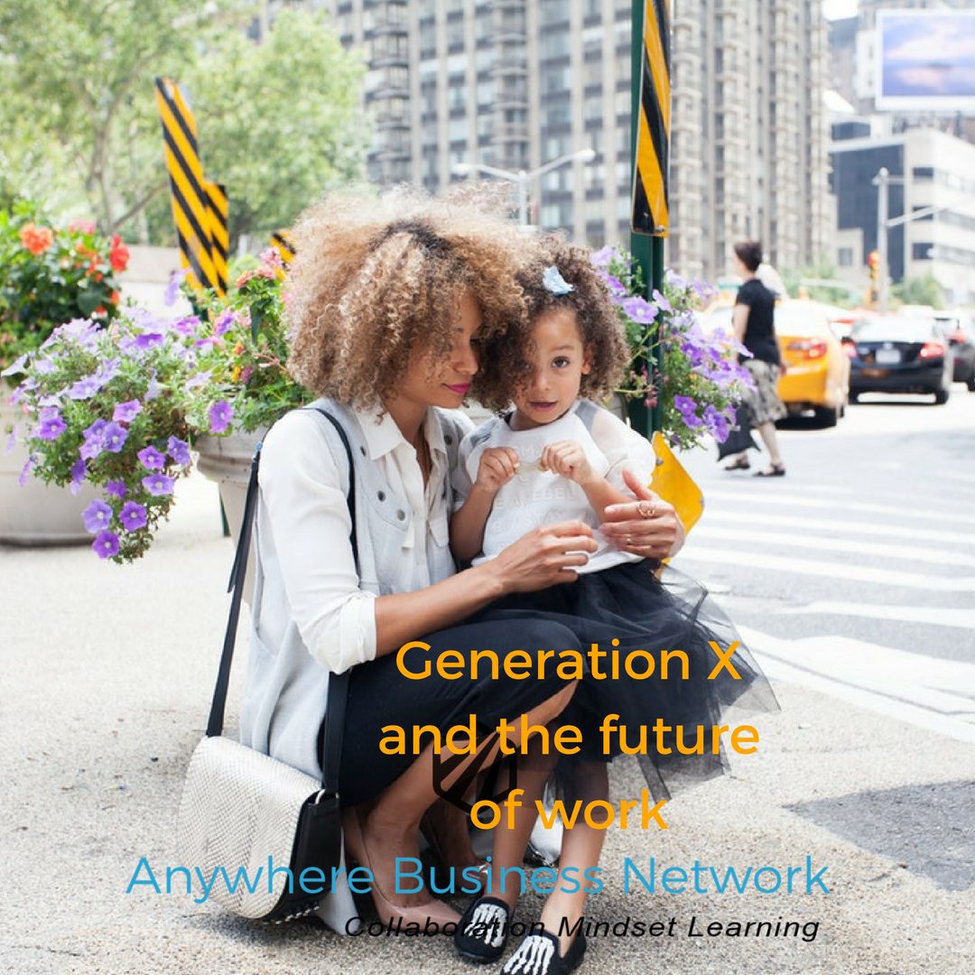 Future of work for Generation X