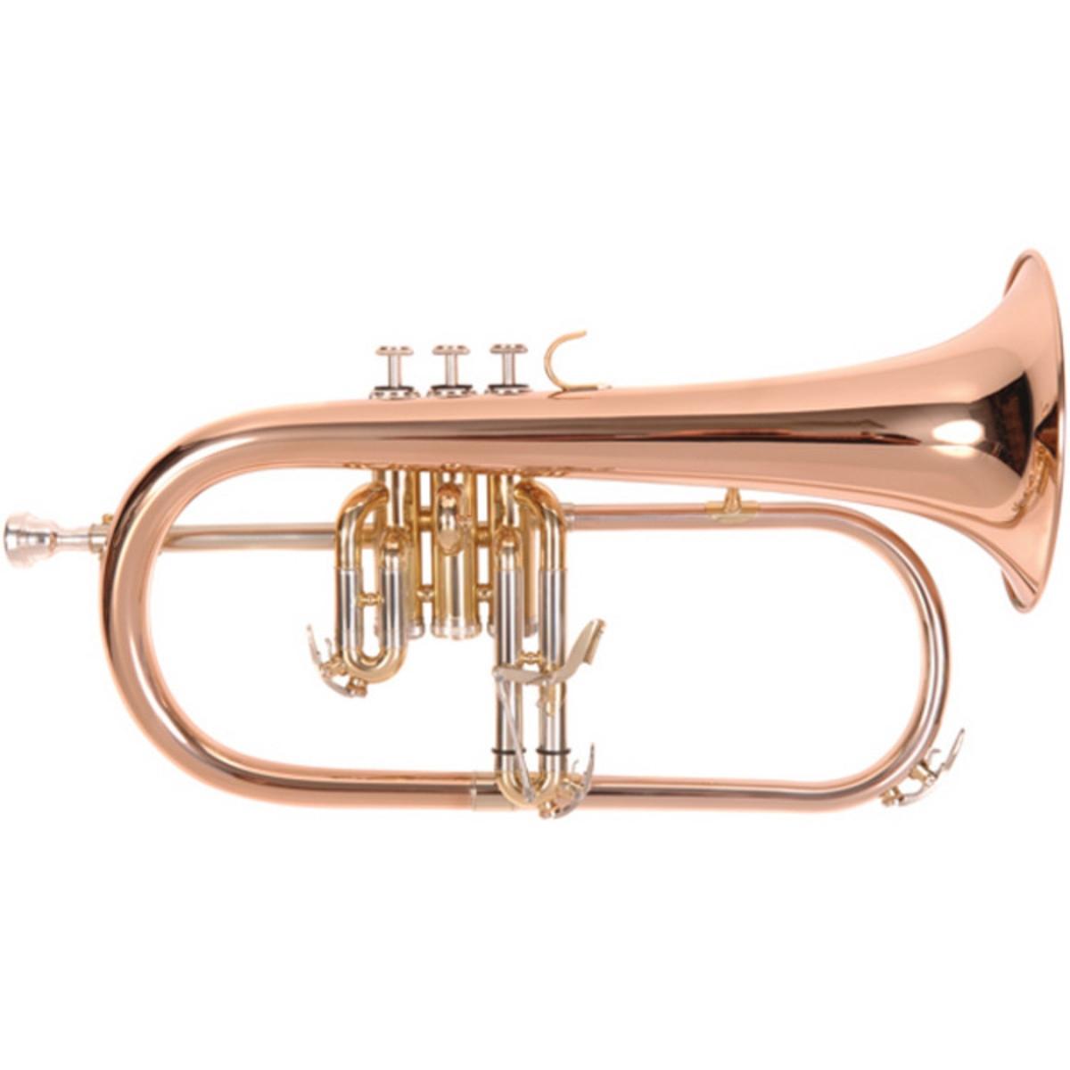 The Odyssey OFG1300 Premiere Flugel Horn: Review by Roger Moisan.