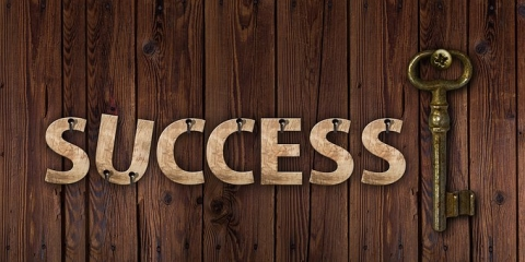 3 STEPS TO PERSONAL SUCCESS