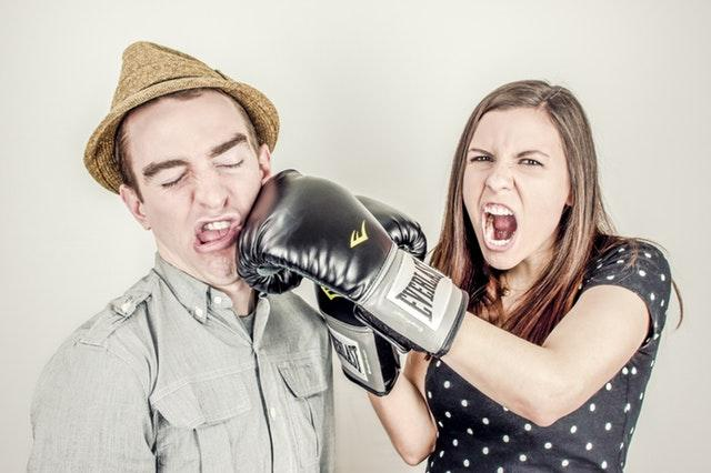 KEEP YOUR MOUTH SHUT AND TONGUE TIED-QUICK COMMUNICATING TIPS WHEN YOU'RE BOILING WITH RAGE