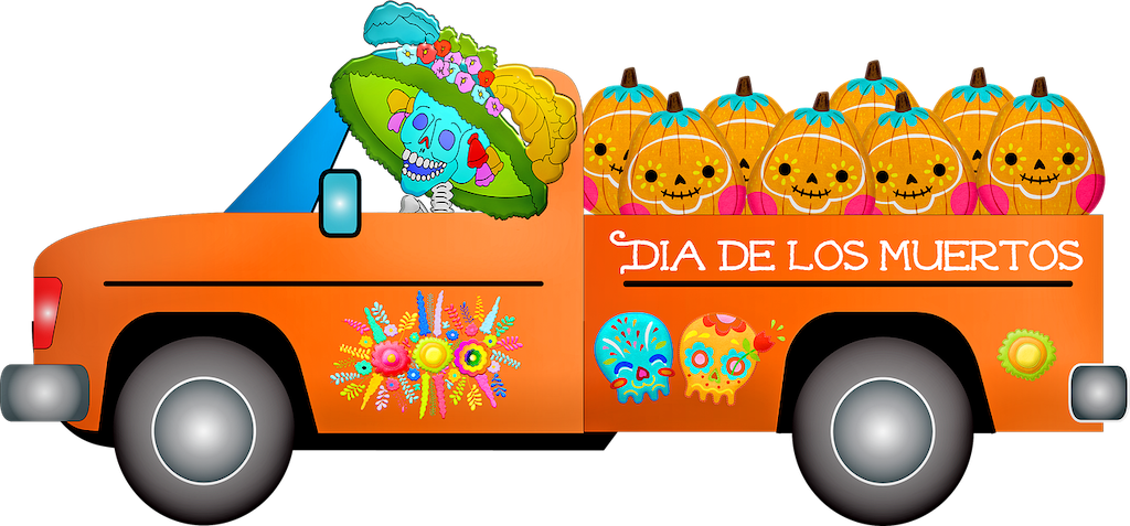 Day of the Dead Is A Celebration of Life, Not Halloween