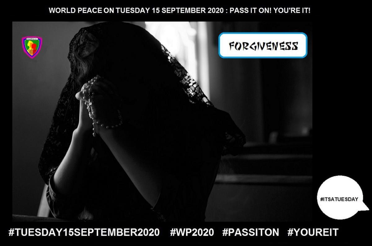 FORGIVENESS:  Pardon  4 of 55