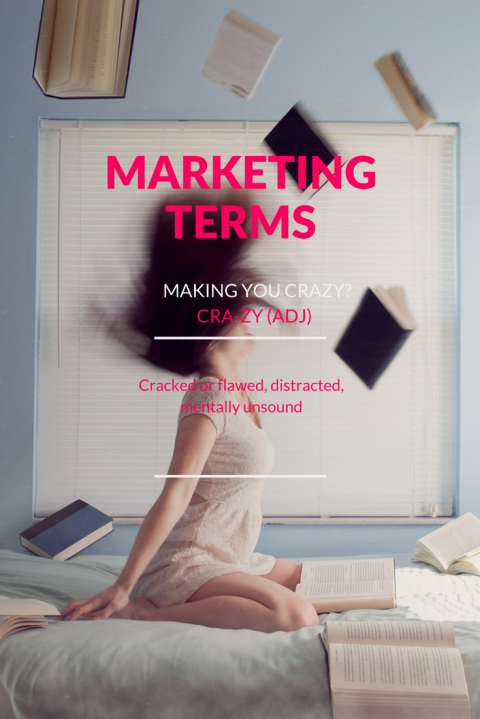 Is it T.I.M.E. to Learn Marketing Terms?