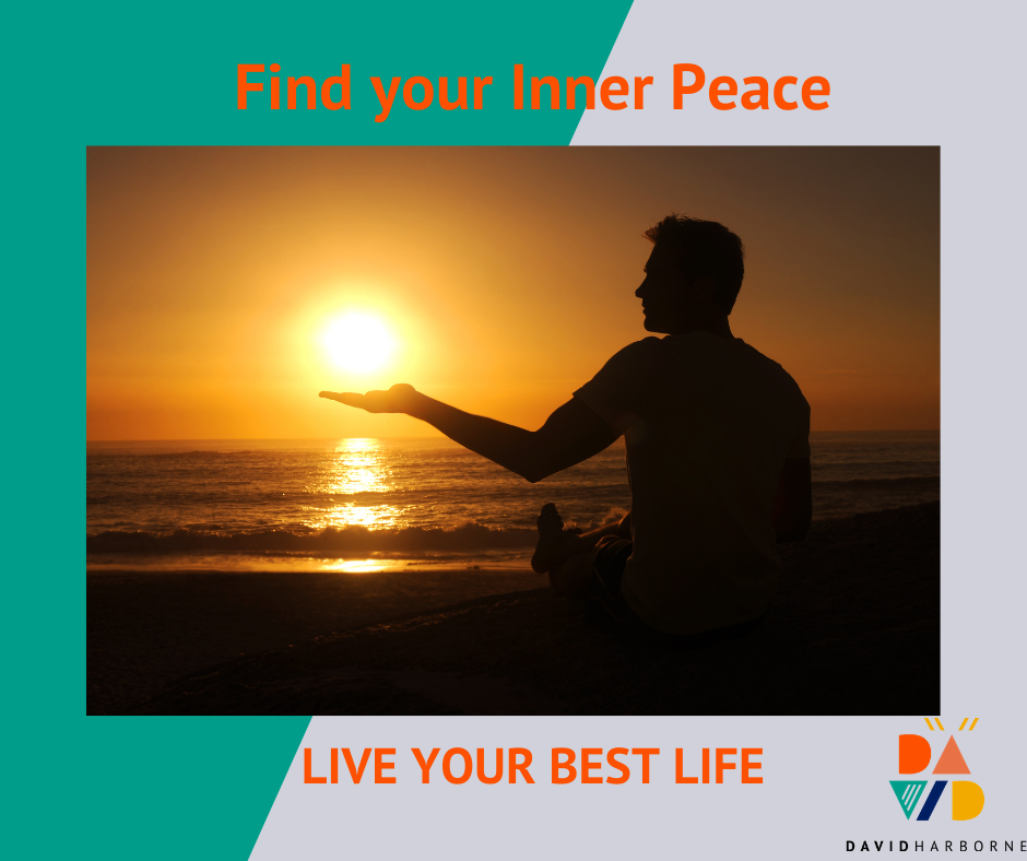 FIND YOUR INNER PEACE