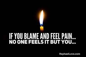Blame in Recovery