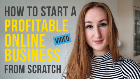 How To Start A Profitable Online Business From Scratch Vlog