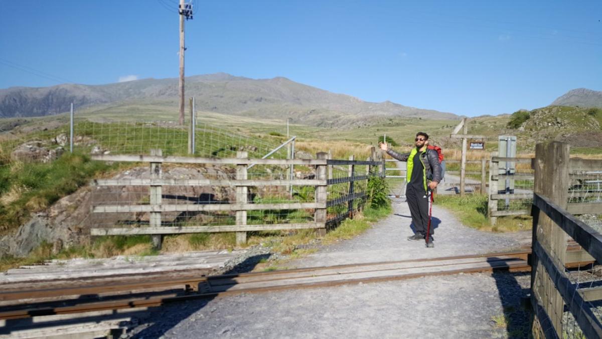 Mindset lessons learnt on my Trek up Mount Snowdon...